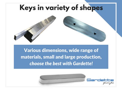 Choose the best with Gardette !