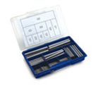 Gardette.uk.com - Boxed set of dowel pins with internal thread DIN 7979