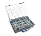 Gardette.uk.com - Boxed set of steel keys din 6885 A
