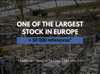One of the largest stock in Europe